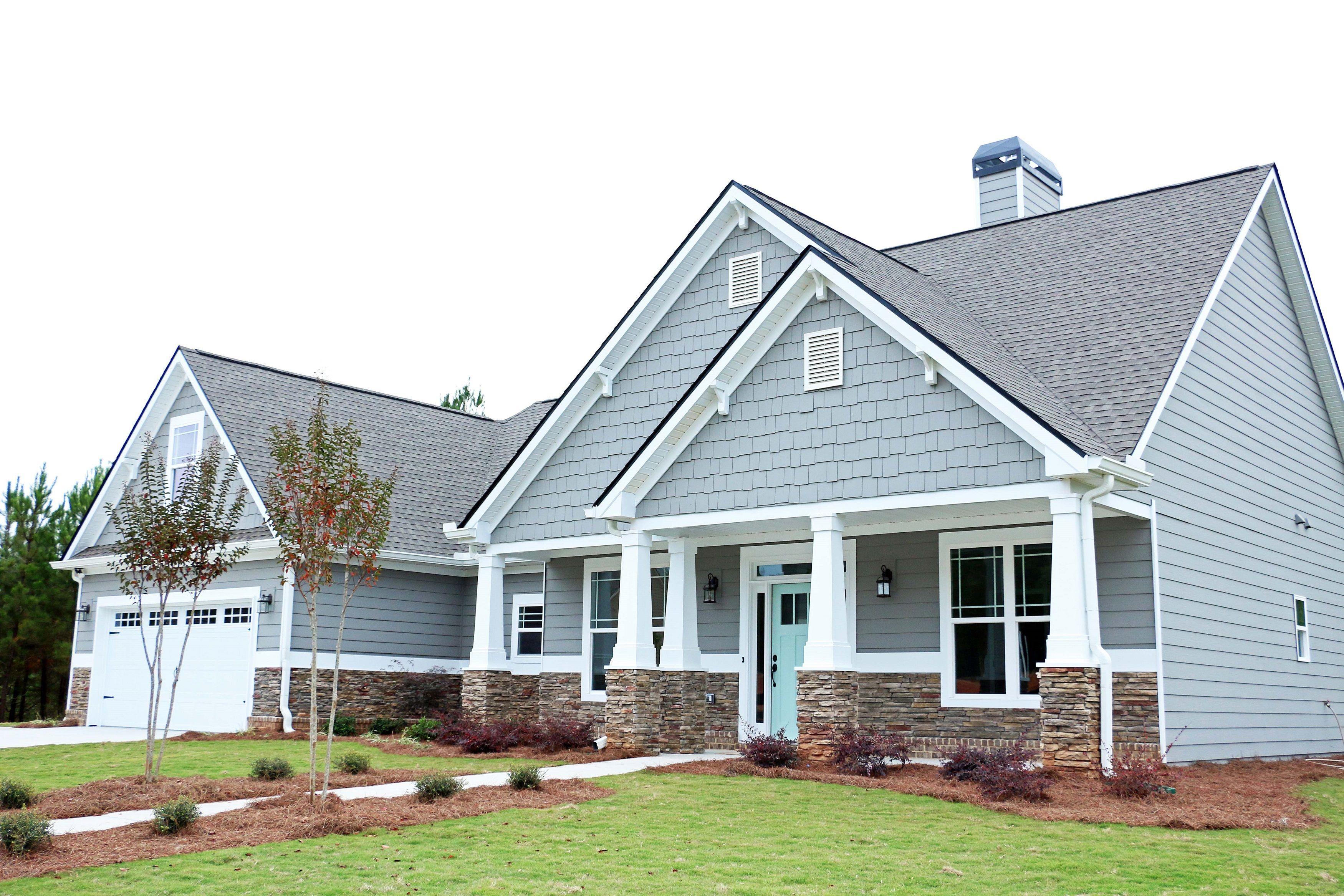 Home sweet home exterior exterior house colors house - Sherwin williams artichoke exterior ...