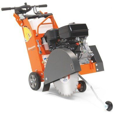 13hp Fs400 Walk Behind Concrete Saw 965148208 Features Ideal For Small Road Repair Jobs In Concrete Or Aspha Concrete Saw Waxahachie Construction Equipment