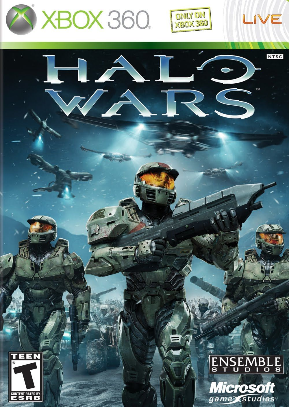 Pin by Games Full on Download Halo Wars Xbox 360 Free | Xbox