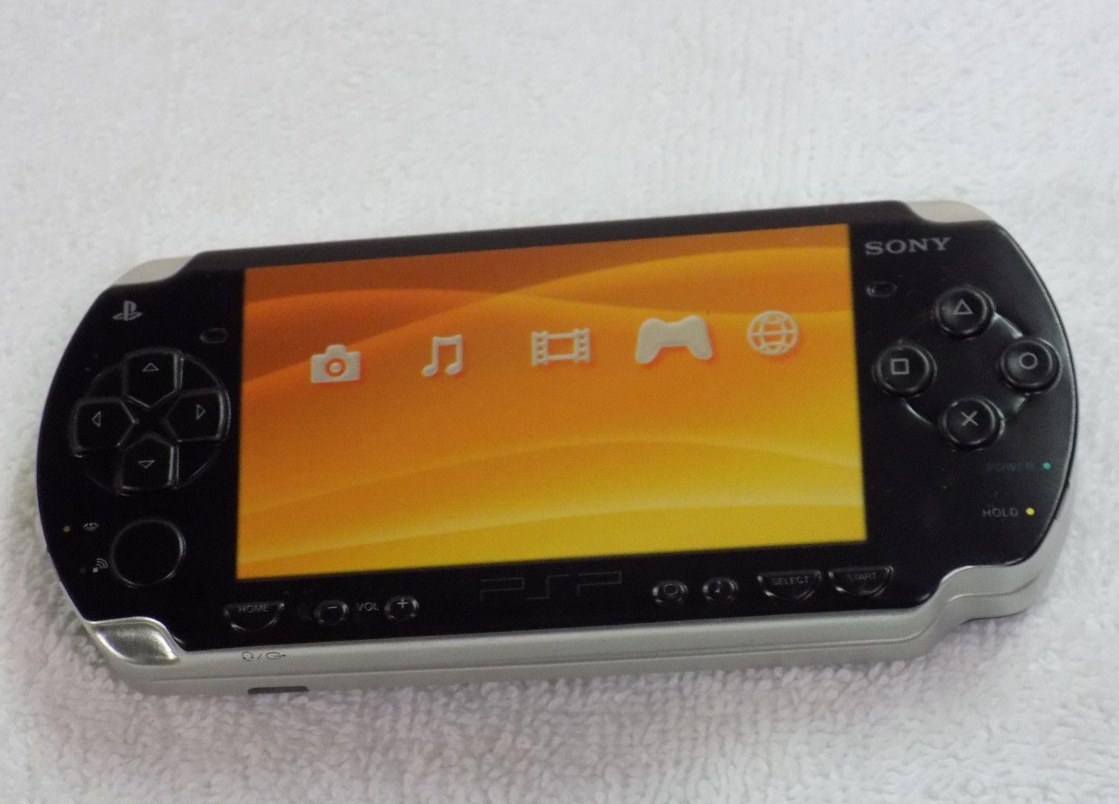 PSP Tin Gift Card Holder Case Birthday Sony PlayStation