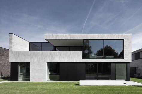 Francisca hautekeete architect gent h drongen huis fassade