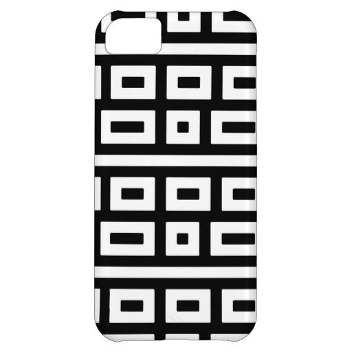 Complementary Colors Black And White IPhone Samsung Galaxy Cases