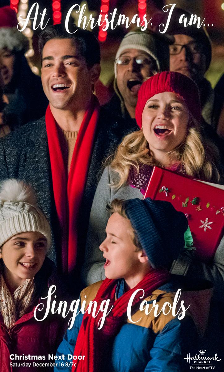 Christmas Next Door Hallmark.Enter Hallmark Channel S Countdown To Christmas Pinterest
