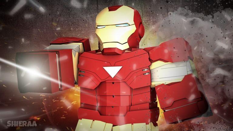 Iron Man Battles Roblox Iron Man Iron Man Games Roblox