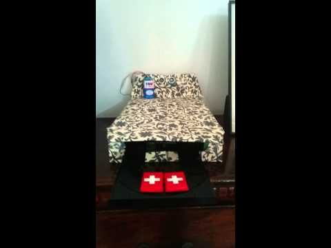 Chocolate Dispenser Arduino - YouTube