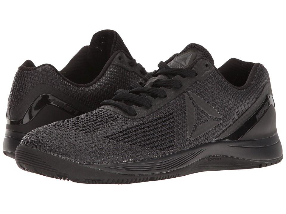 Reebok Crossfit R Nano 7 0 Women S Cross Training Shoes Lead Black Black Reebok Crossfit Reebok Crossfit Nano Cross Training Shoes Mens