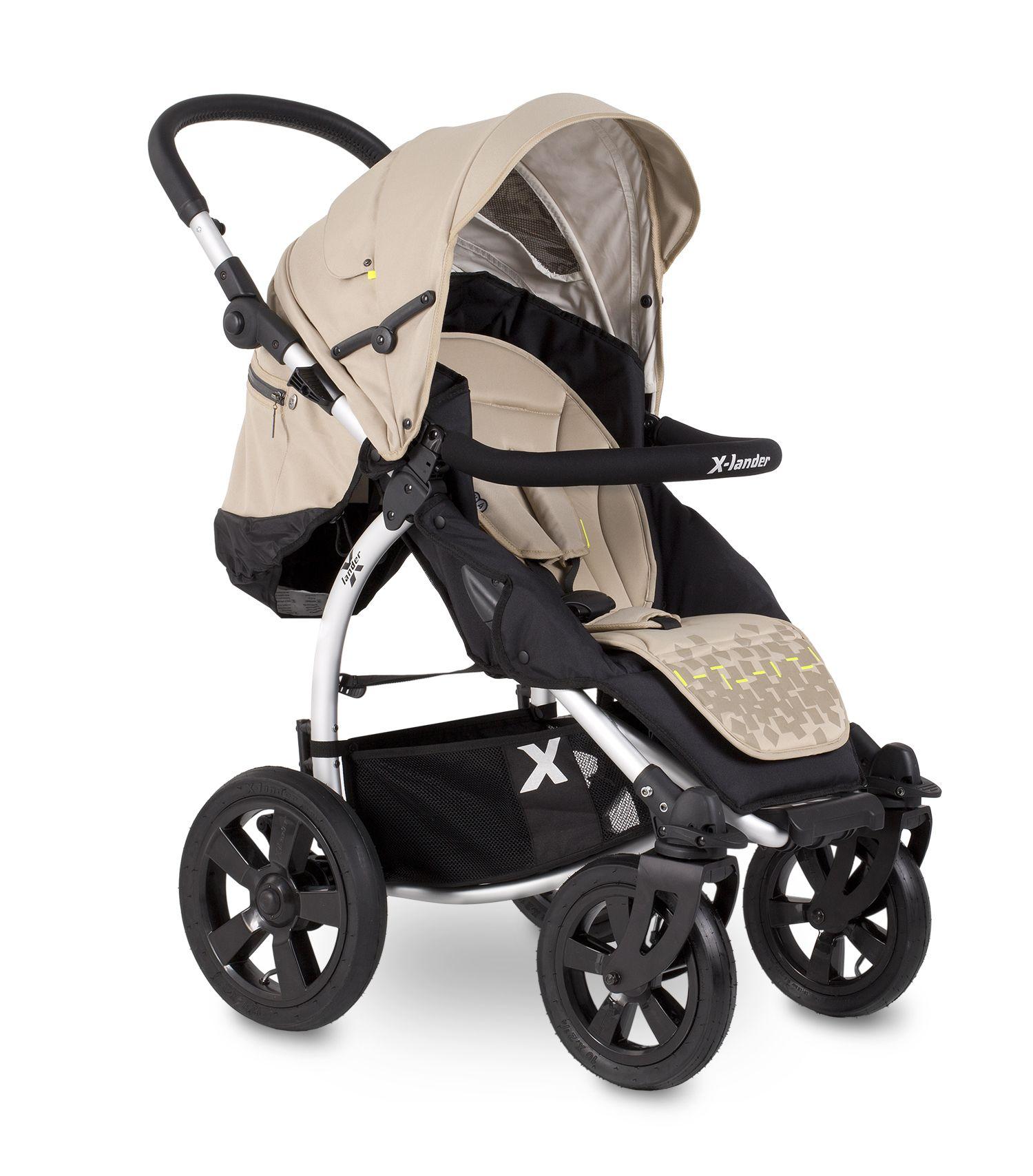 Wozek X Lander X A 3w1 2014 Besafe Spiworek 4792159412 Oficjalne Archiwum Allegro Carriage Stroller Baby Strollers Stroller