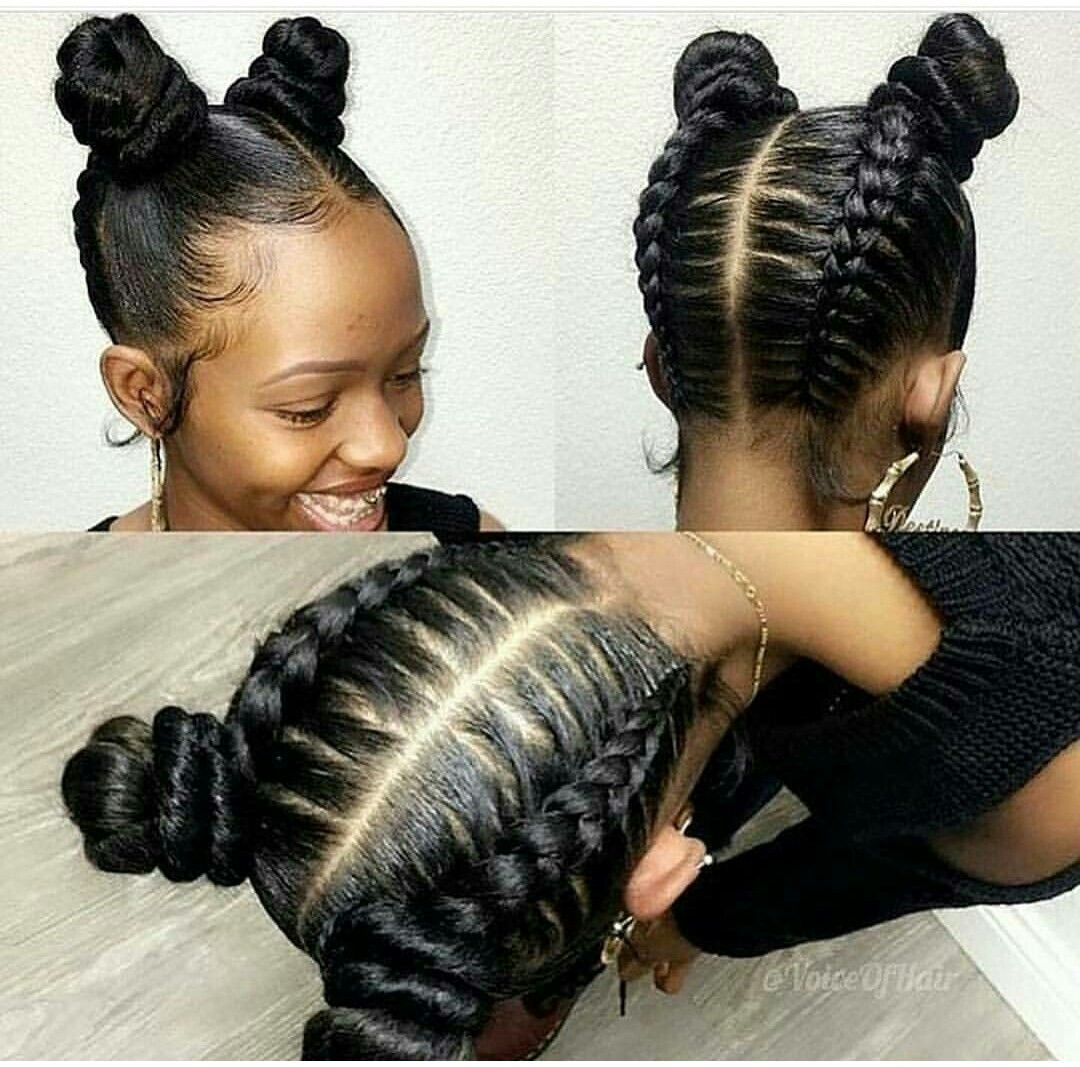Styles For My Baby Girl With Images Natural Hair Styles Hair
