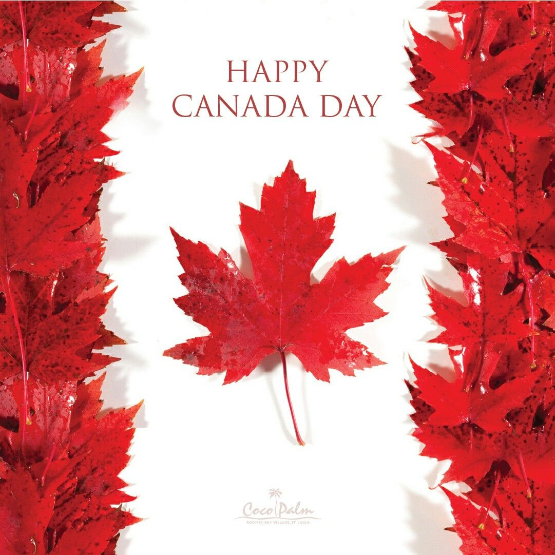 """Someone's turning 149! Say """"Happy Birthday"""" to Canada this"""