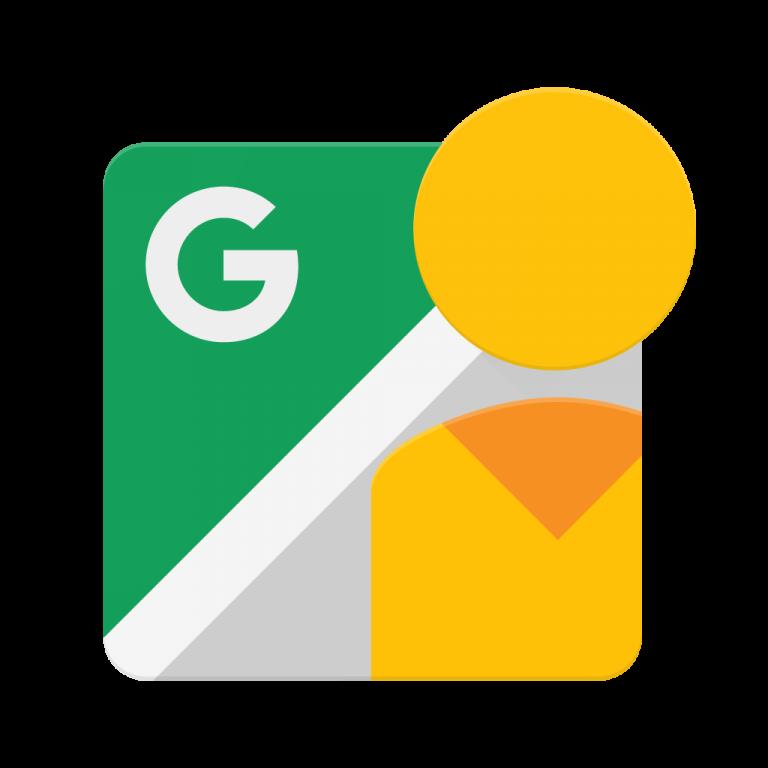 Google Street View Logo Vector Eps Free Download Logos Vector Logo Facebook Messenger Logo