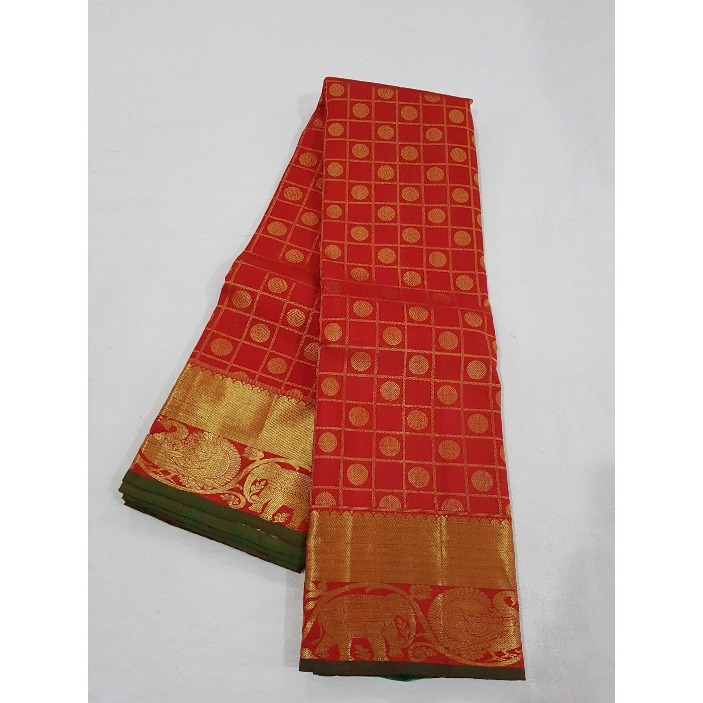 Kanchipuram Bridal Silk Saree 135  Kanchipuram Sri Madheswaran Silk