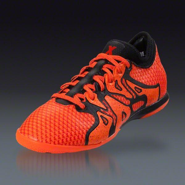 Soccer cleats · Buy adidas X 15.1 Primeknit CT - Solar Orange/Black/Bold  Orange (VS