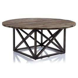 Axel Round Dining Table