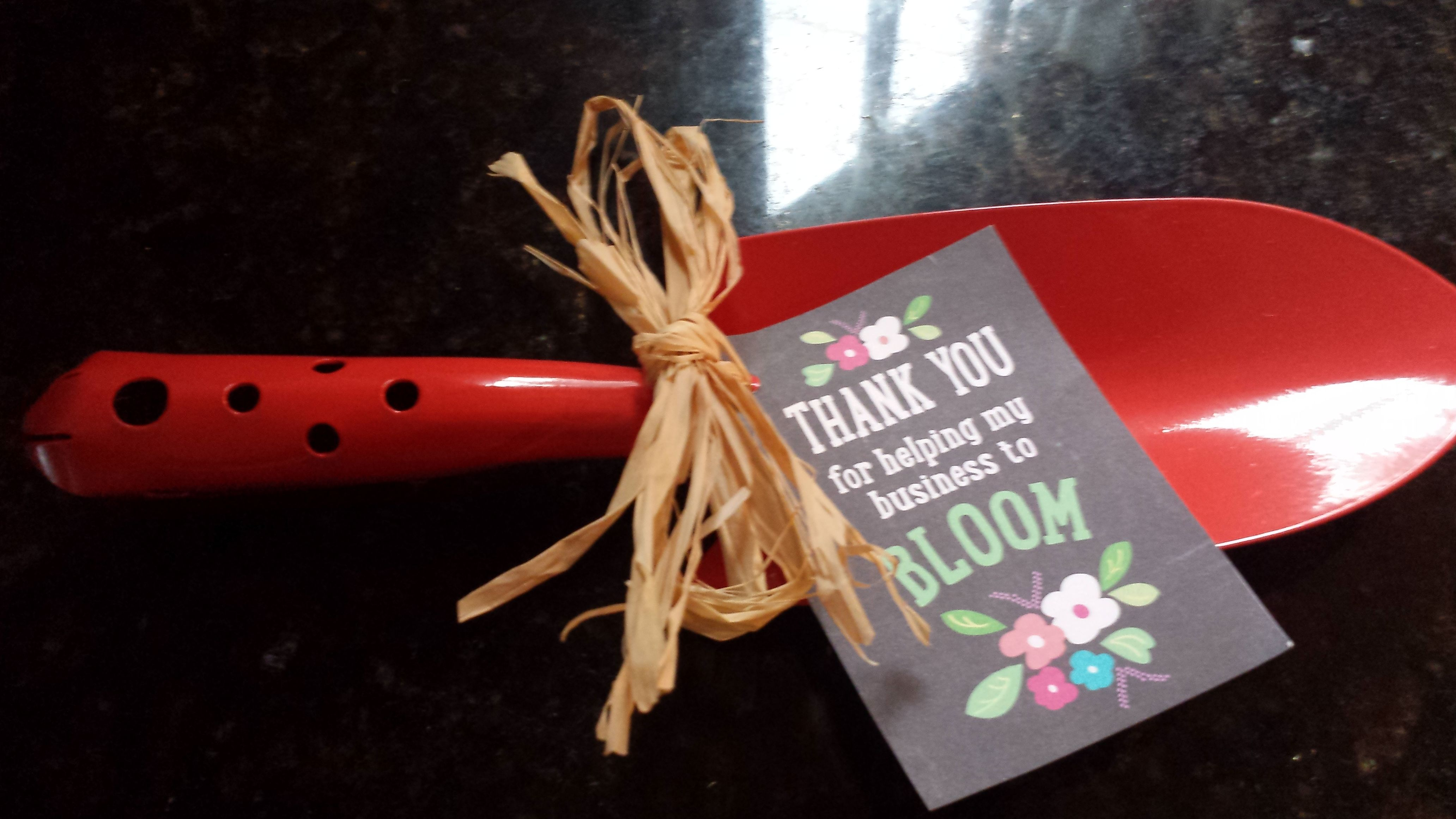 Spring PopBy 2 2015 Real estate client gifts, Real