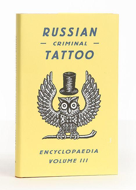 Russian Criminal Tattoo Vol. 3