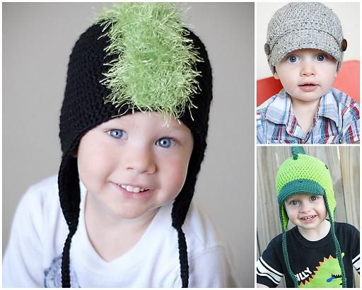 Crochet Animal Hats Free Patterns Giveaway 4 Crocheted Hat