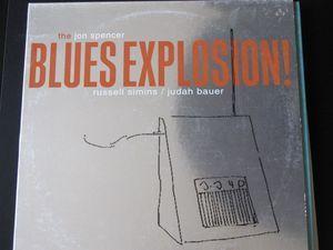 Buy Jon Spencer Blues Explosion The Blues Explosion Vinyl