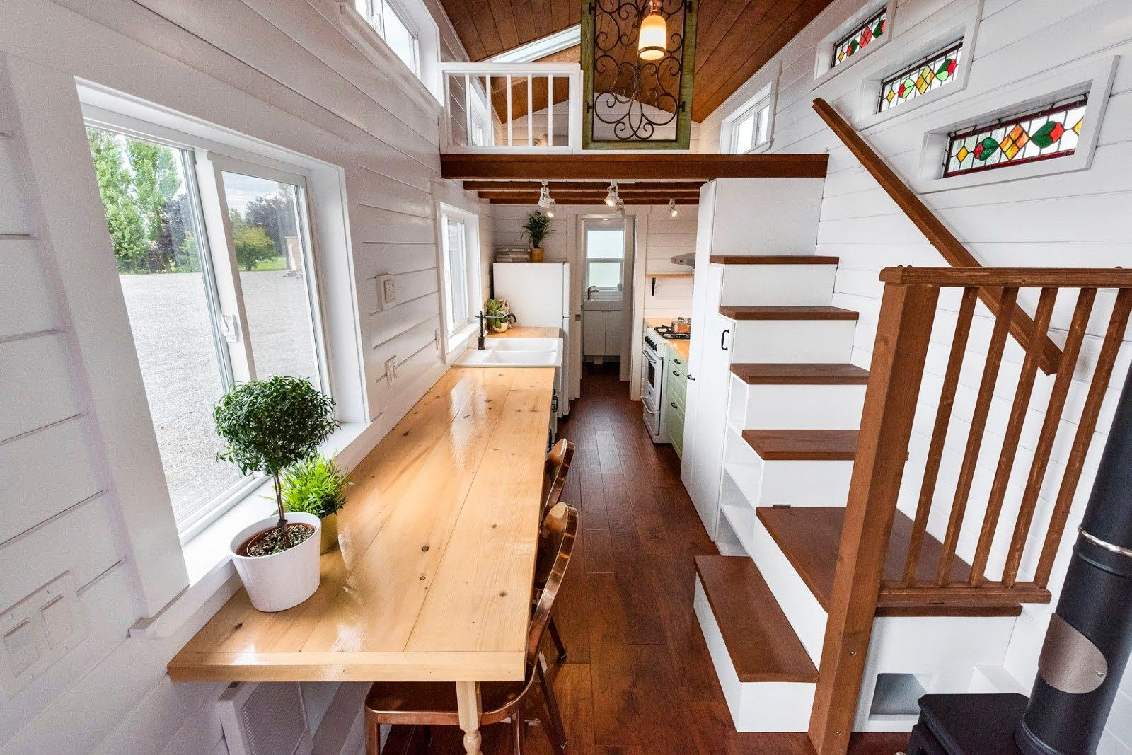 beautiful 30 mint tiny home on wheels with vaulted on beautiful tiny home ever id=27712