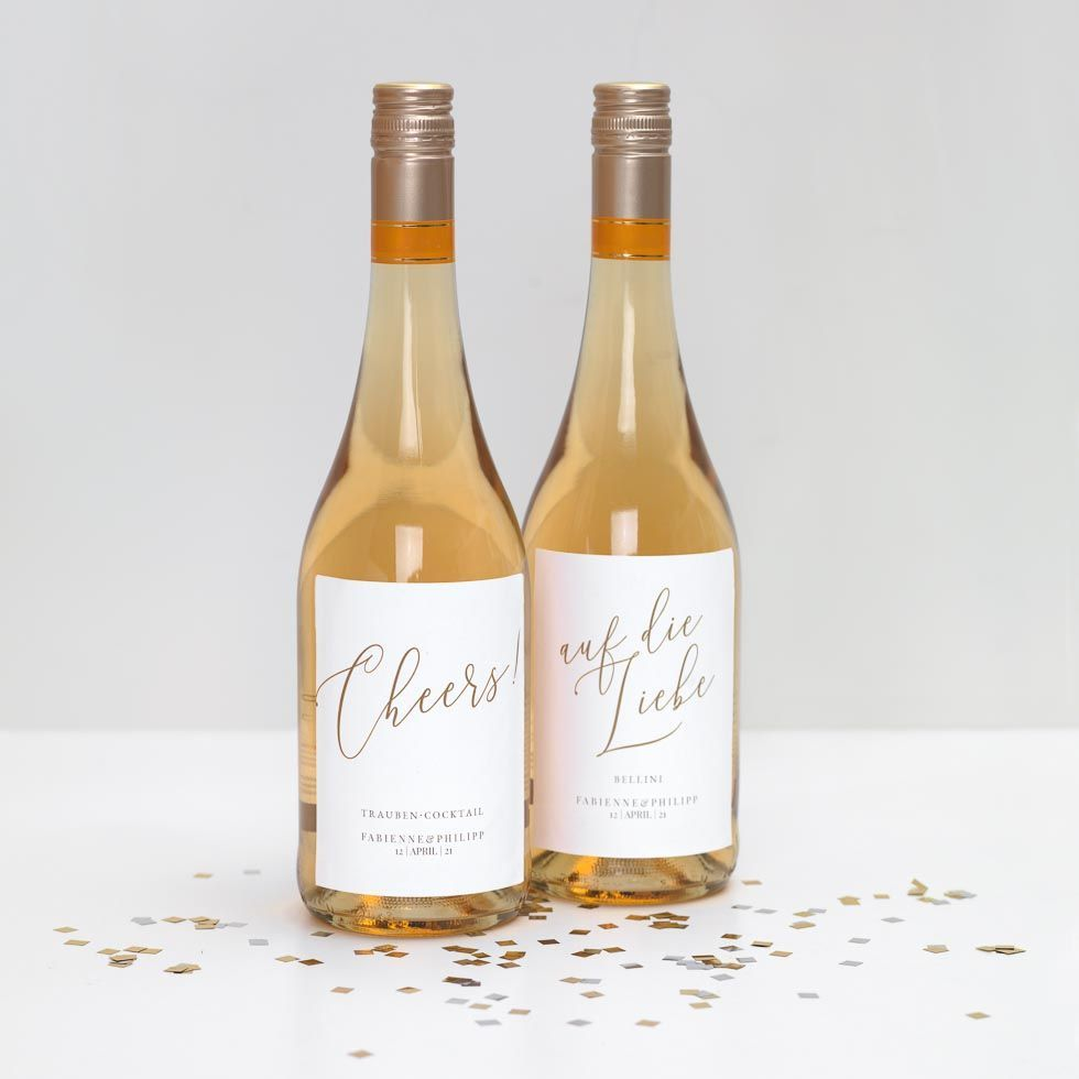 Sektflaschen Und Weinetiketten Vorlagen 5 Designs Weinetiketten Sekt Bierflaschen