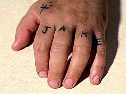 Jake Blues Tattoo From The Movie The Blues Brothers I Love The