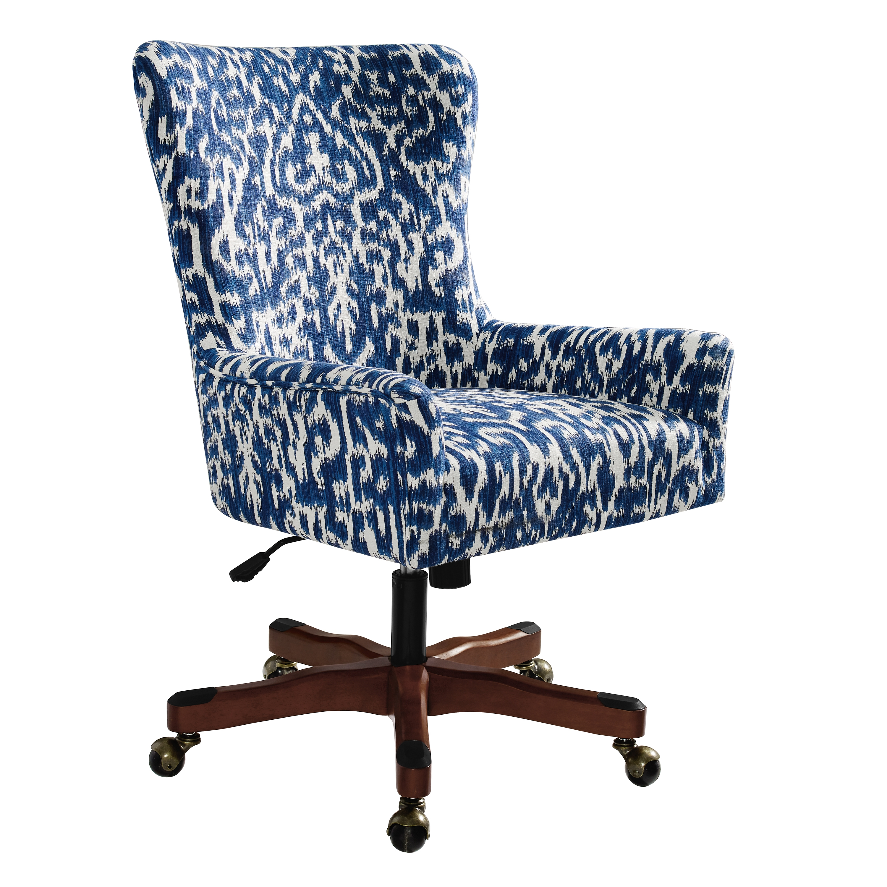 Cara Office Chair Navy Office Chair Home Office Chairs Task Chair