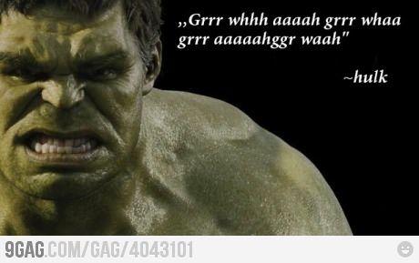 Inspiring quote Hulk comic, Avengers movies, Hulk