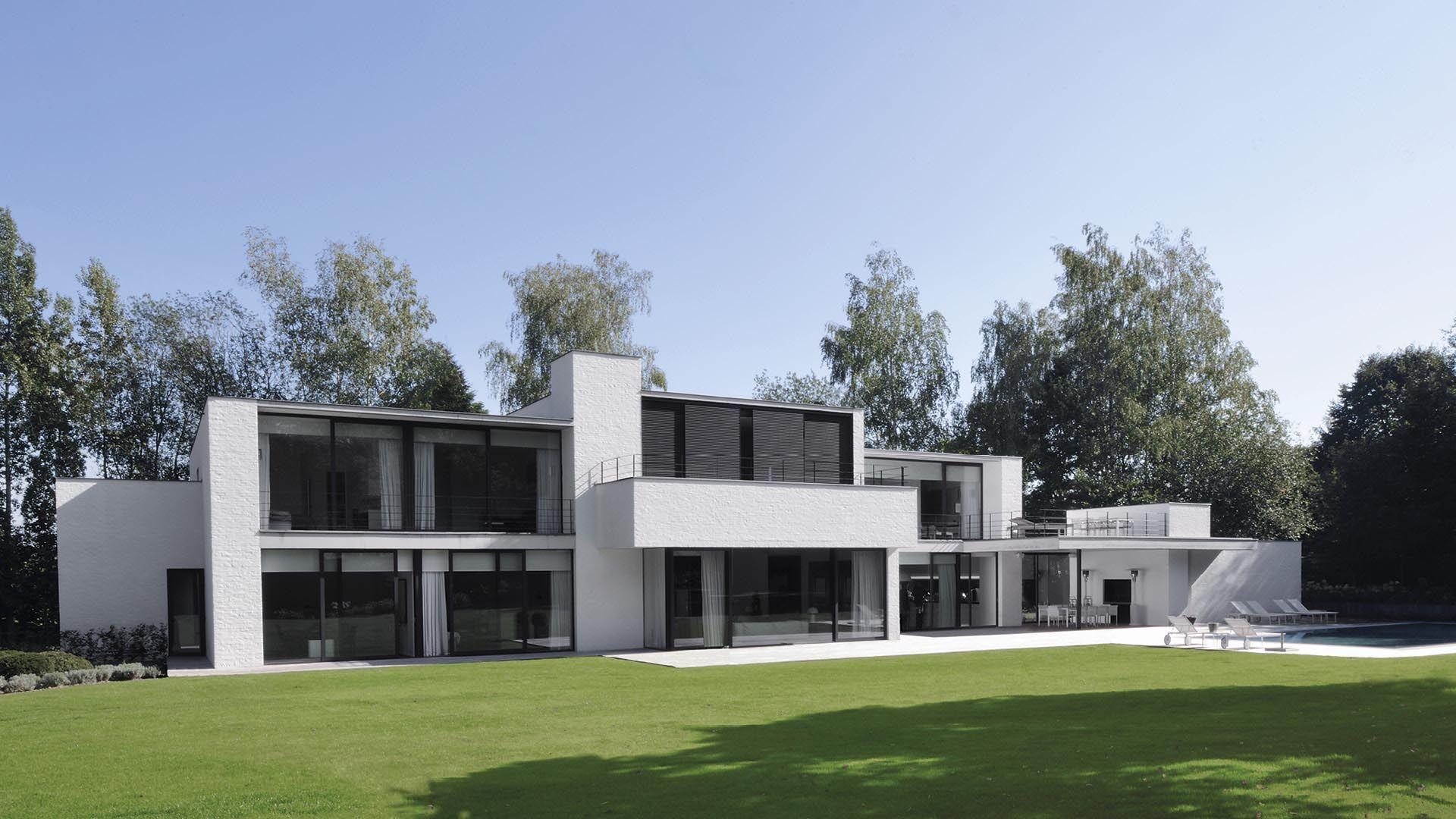 maison 3, uccle | .Architecture 01 | Pinterest | Architecture ...