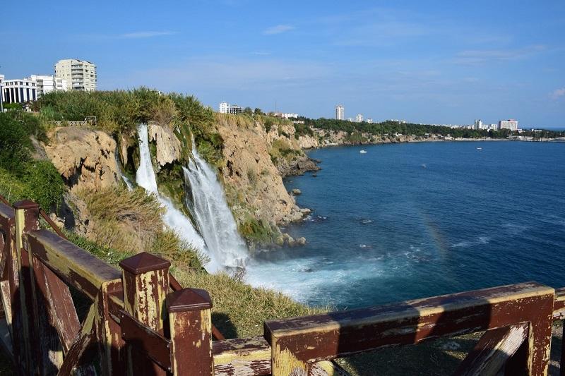 شاهد الآن أفضل 5 مناطق سياحية في أنطاليا المناطق المميزة ل السياحة في انطاليا افضل المناطق للرحلات في الصيف أو الشتاء مع الصو Turkey Tourism Tourism Waterfall