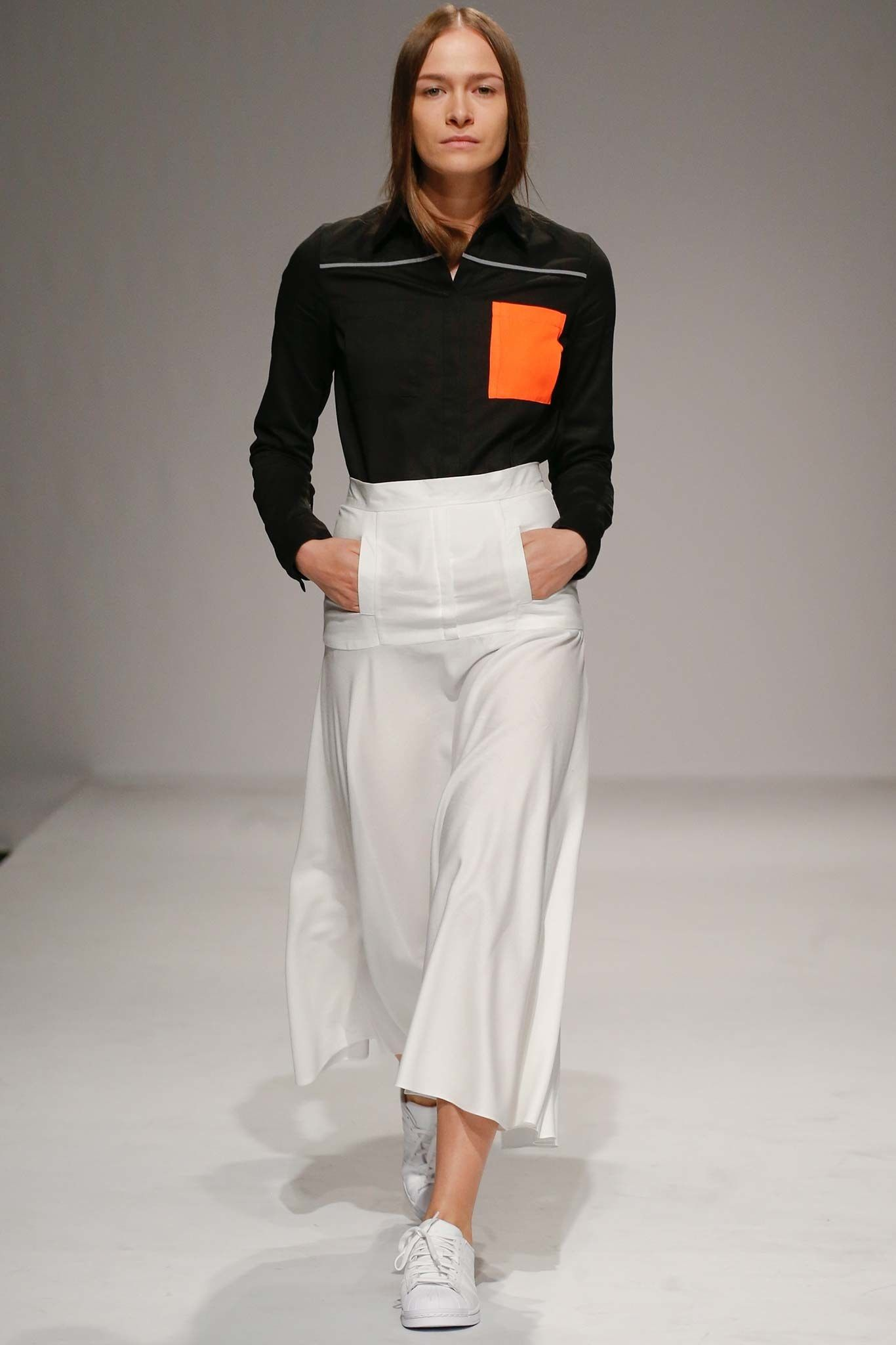 Ksenia Schnaider Kiev Fall 2015 Fashion Show