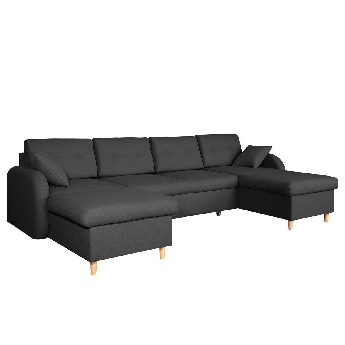 Cool Couch Dunkelgrau Foto Von Mit Schlaffunktion - Dunkelgrau, Morteens Jetzt Bestellen