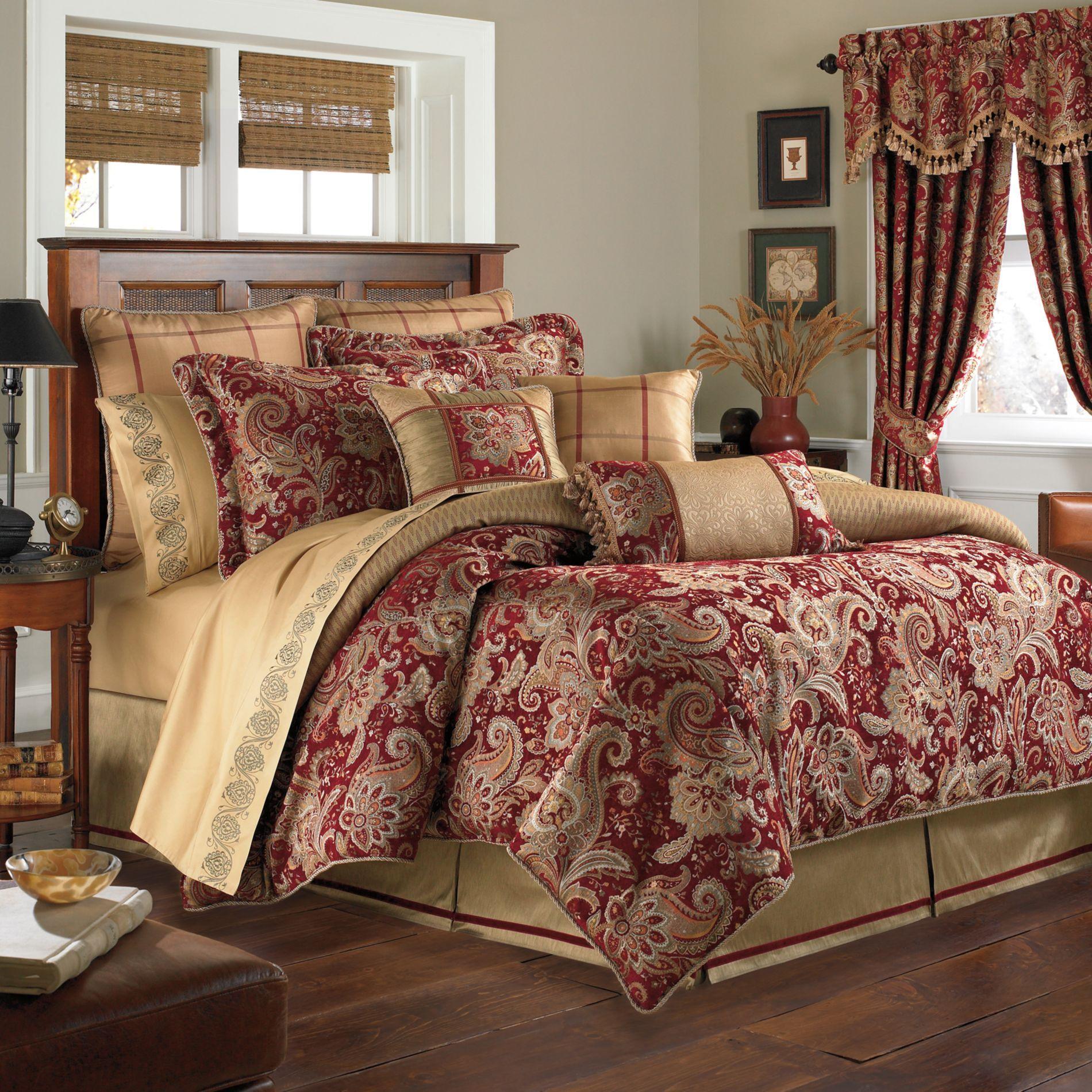 Croscill® Mystique Comforter Set