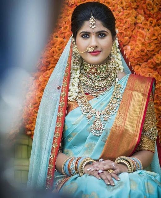 Photo of Top 5 South Indian Wedding Saree Trends