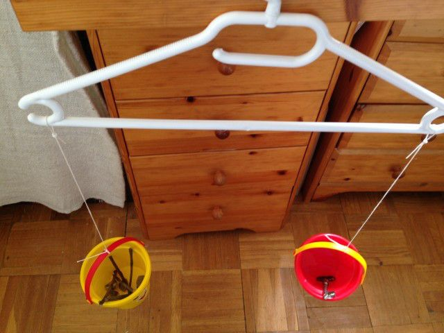 Weigh To Go 9 Diy Balance Scales Hanger Diy Act For Kids Balancing Scale