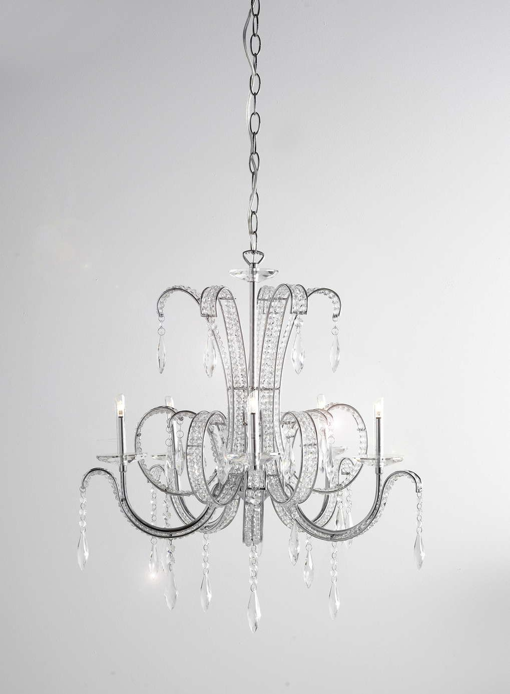 Bathroom Chandeliers Bhs clear ambrin 5 light chandelier - bhs | lighting | pinterest | bhs