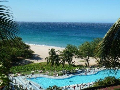 Hapuna Beach Prince Hotel Hawaii Island Jennifer Miner