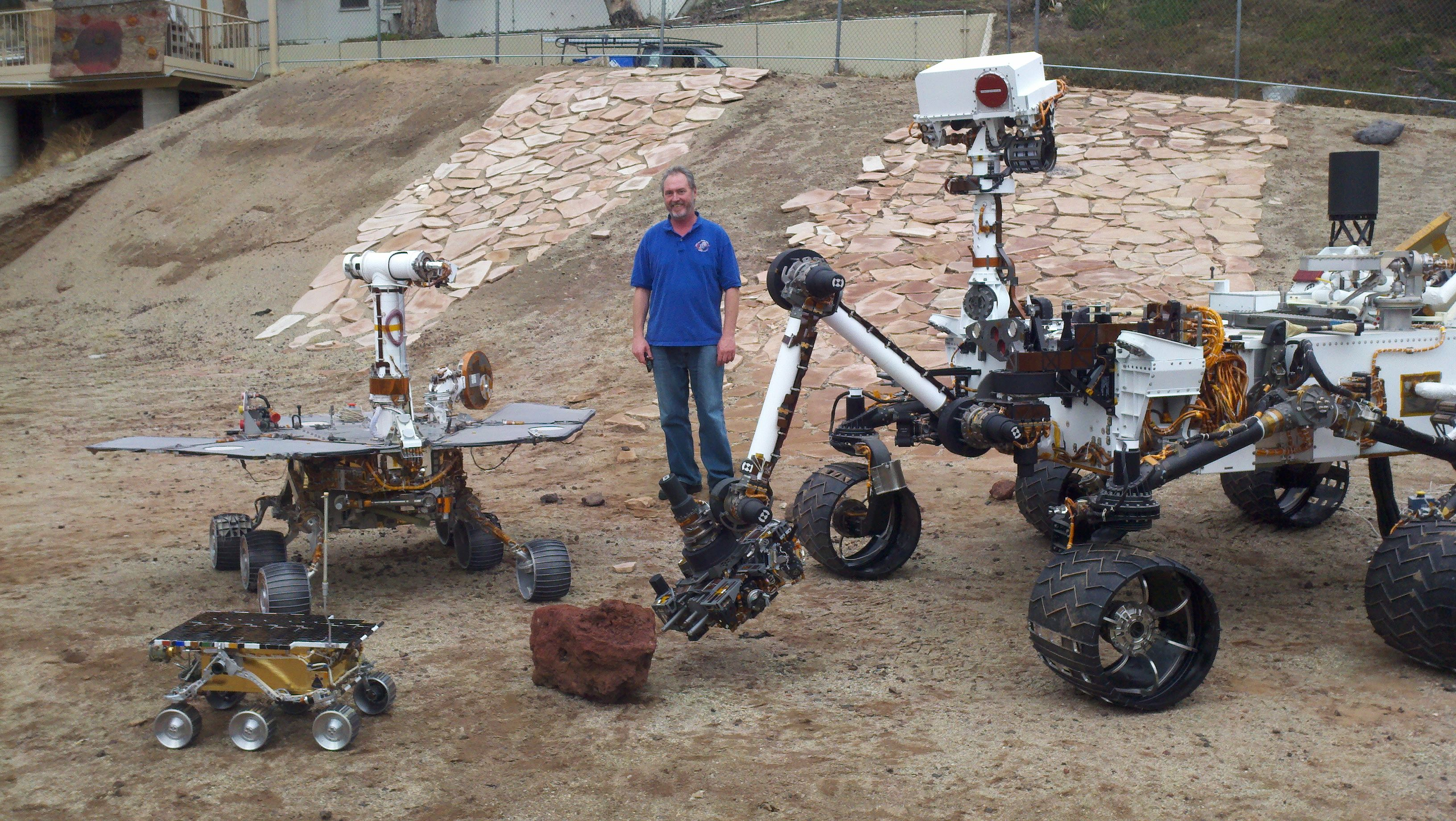 mars rover landing system - photo #46