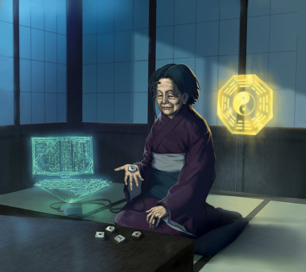 Netrunner - Unorthodox predictions by Jumpei | shadowrun | Pinterest ...
