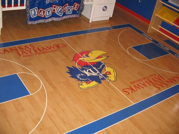 Jayhawk Nursery Themes University Jayhawk Baby Room Nursery Designs Decorating Ideas Jayhawk Nursery Basketball Nursery Baby Room