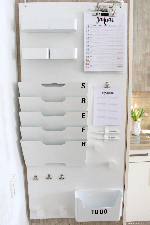 die besten 25 ordnungssystem schreibtisch ideen auf pinterest ordnungssystem f r schreibtisch. Black Bedroom Furniture Sets. Home Design Ideas
