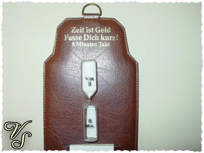 Zeit ist Geld - Fasse Dich Kurz! - Vintage - 70er Telefon. Von vintageschippie bei DaWanda.