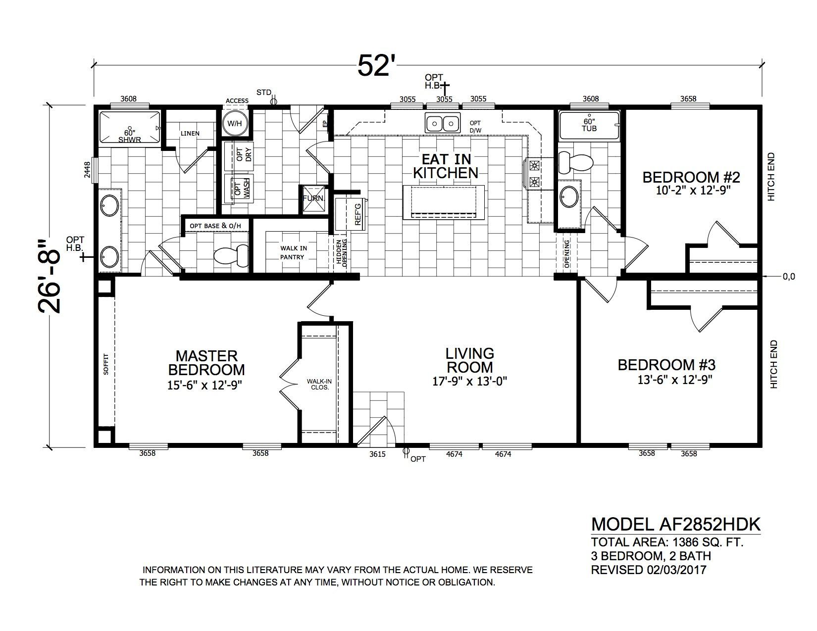 Cactus Modular Home Floor Plans One Level House Plans Cottage Floor Plans
