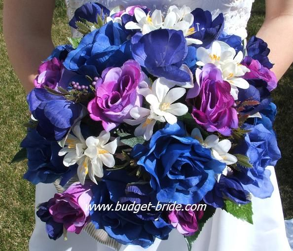 blue and purple wedding - Google Search | -for bestfriends ...