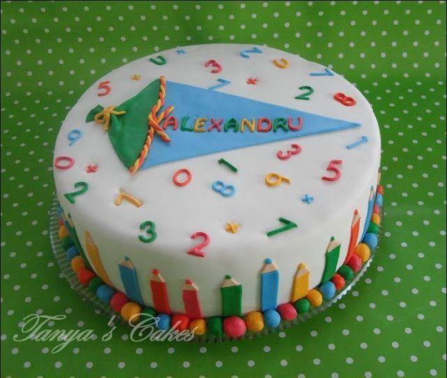 20 Tipps und Ideen zur Einschulung  Kinder essen  Torte