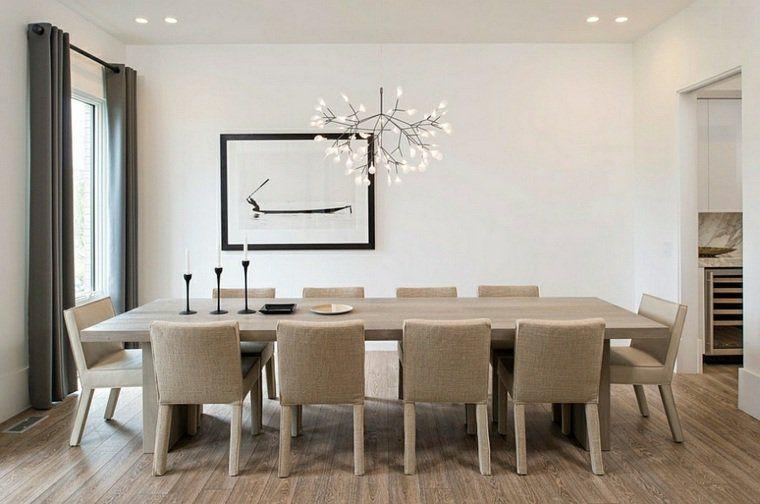 Eclairage Design Pour La Table A Manger En 65 Idees Interior