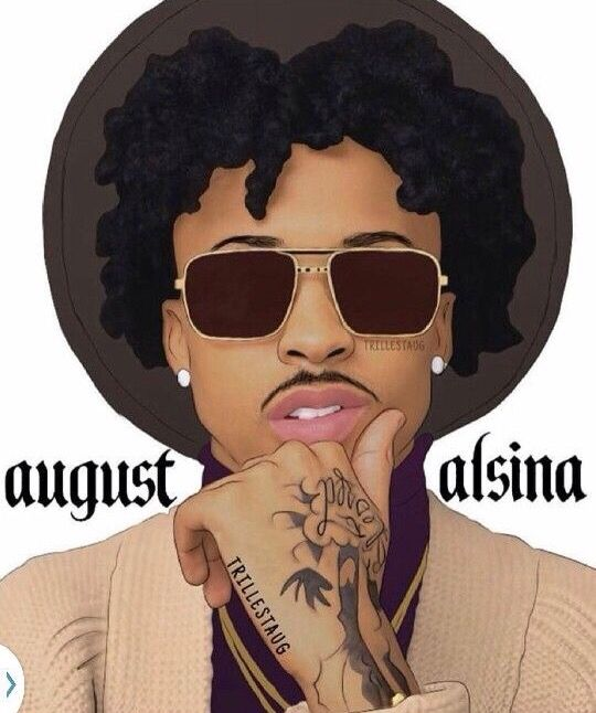 Pin by olivia whatley on august alsina pinterest august august baby fine boys celebrity drawings hip hop art baby daddy people art cartoon art man crush black art altavistaventures Images