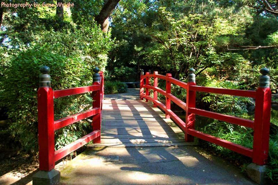 Micke Grove Regional Park Anese Garden
