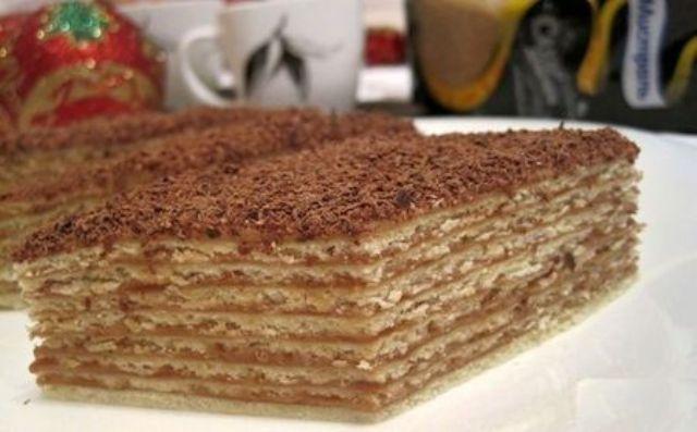 профитроли торт идеал шоколадный рецепт и фото подземные