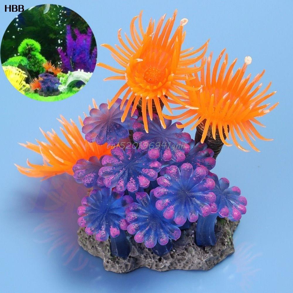 High quality artificial grass aquarium decor water weeds ornament