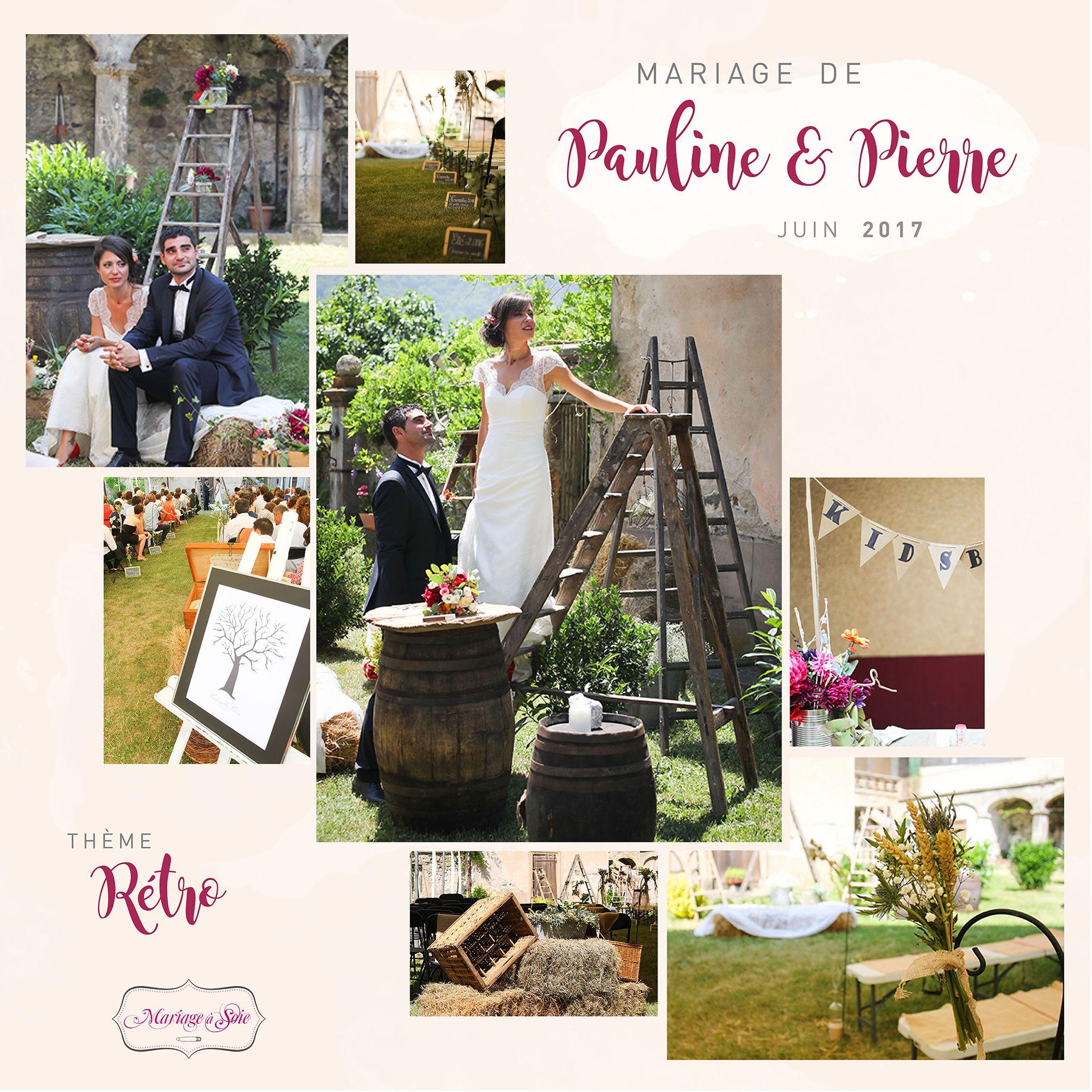 Mariage  Soie Décoration & organisation mariage th¨me retro