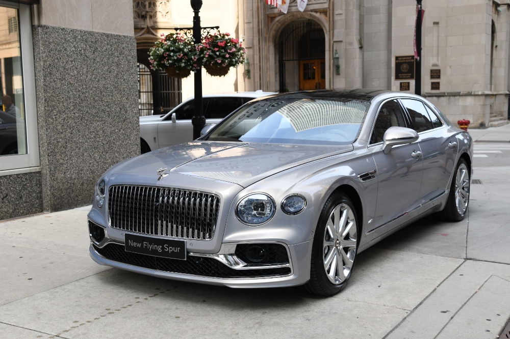 2020 Bentley FLYING SPUR W12 ORDER YOURS TODAY! Stock